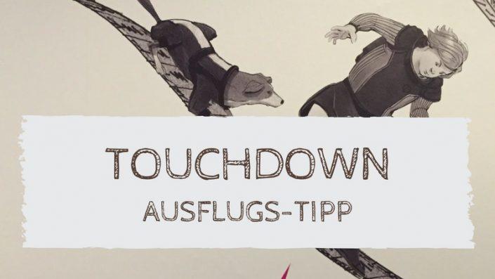 Ausstellung Tauchdown. Ausflugs-Tipp. Eine Ausstellung mit und von Menschen mit Down-Syndrom.