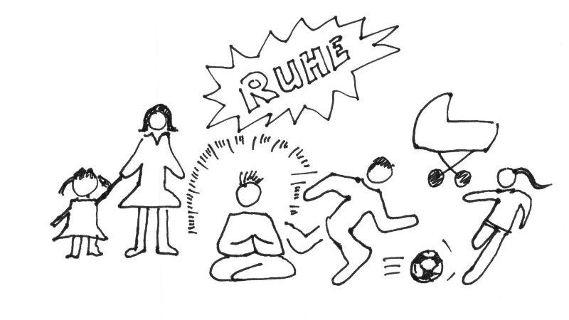 Meditation in der Kita? Achtsamkeitsübungen und Tipps für kleine Kinder