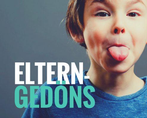 Elterngedöns. Der Podcast über das Leben mit Kindern.