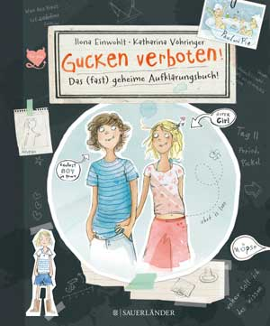Cover Gucken verboten