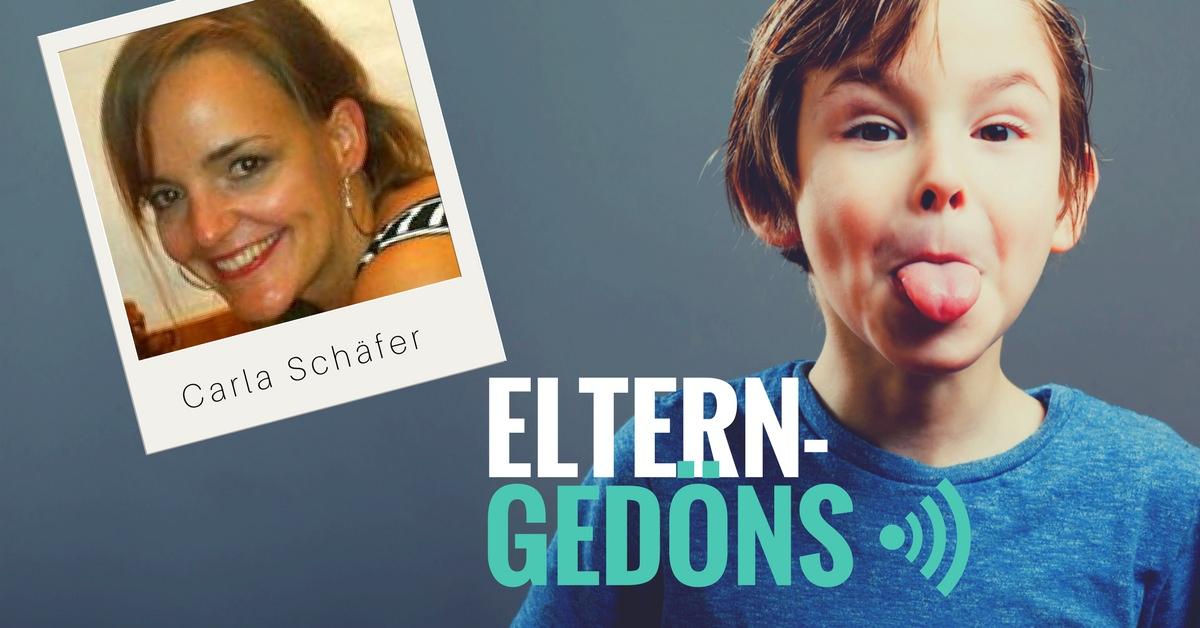 Stefanie Carla Schäfer im Eltern-Gedöns-Podcast