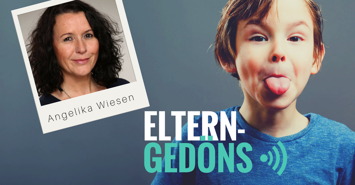 Pubertät: Angelika Wiesen im Eltern-Gedöns-Podcast mit Christopher End