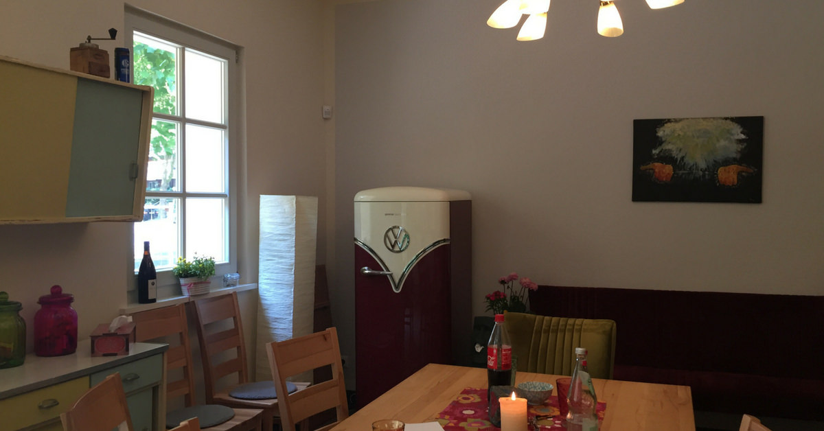 Küche des Lavia Trauerinstitut in Gelsenkirchen