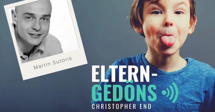 Martin Sutoris: Einschlafen im Eltern-Gedöns-Podcast