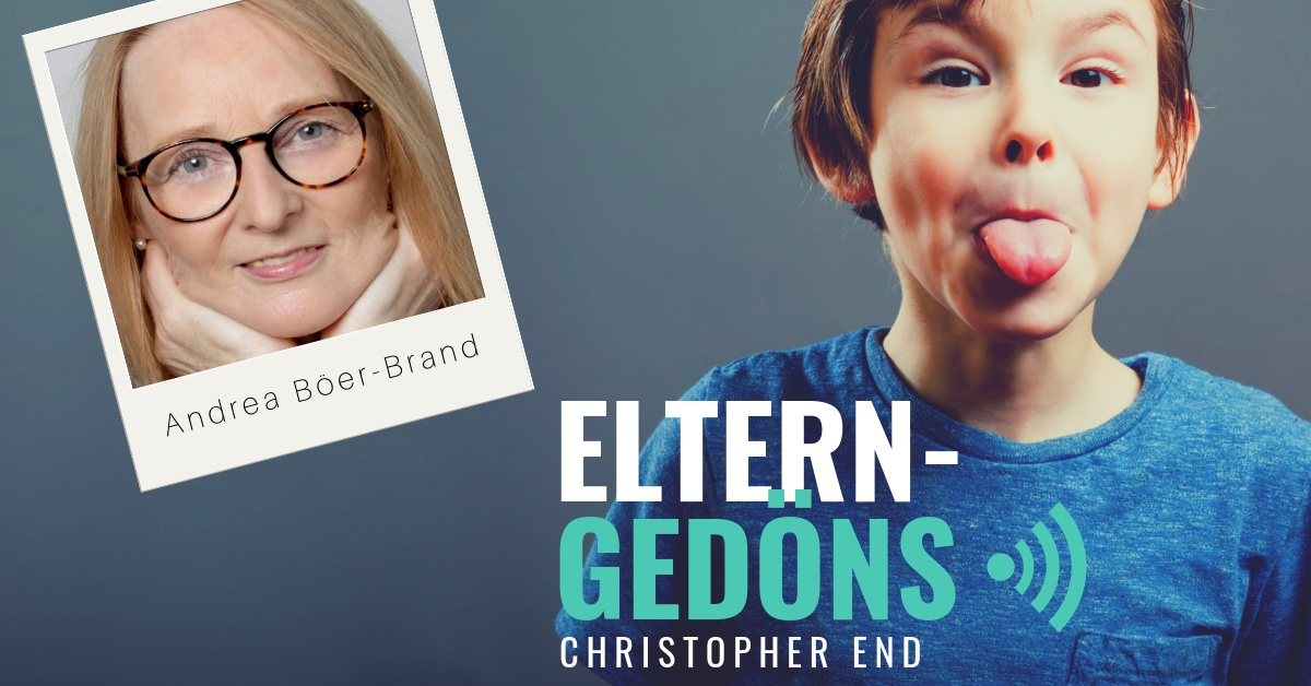 Andrea Böer-Brand: Die Gefühle der Kinder | Eltern-Gedöns-Podcast mit Christopher End
