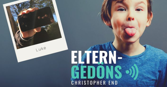 Eltern-Gedöns-Podcast mit Christopher End
