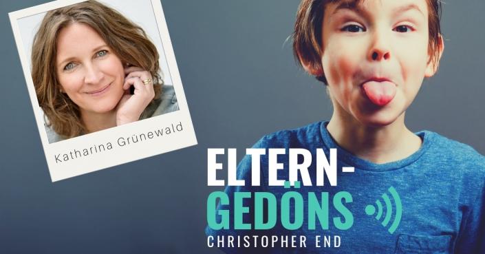 Katharina Grünewald: Patchwork-Familien |im Eltern-Gedöns-Podcast mit Christopher End