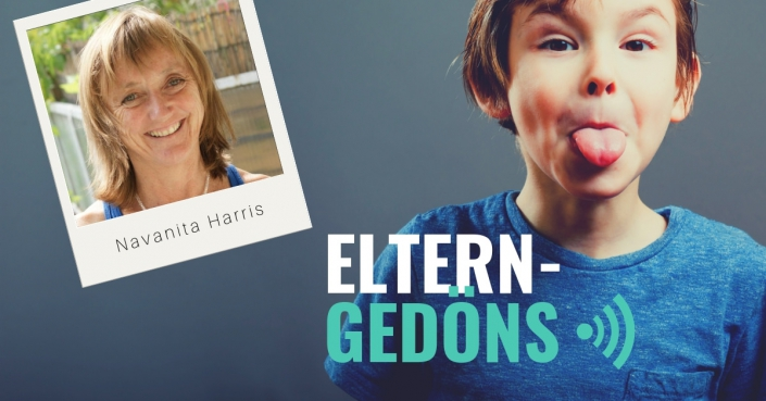 Navanita Harris on Body Wisdom and Children | Eltern-Gedöns Podcast with christopher end