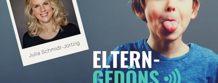 Julia Schmidt-Jortzig im Eltern-Gedöns-Podcast mit Christopher End