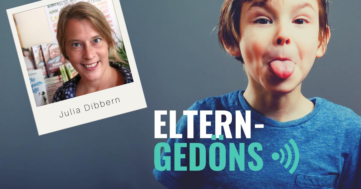 Julia Dibbern: Wieso Kinder Abenteuer brauchen | Christopher-End Podcast