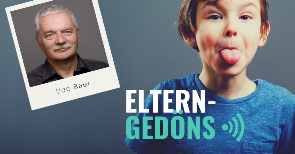 Udo Baer: Die Weisheit der Kinder – Interview im Eltern-Gedöns-Podcast