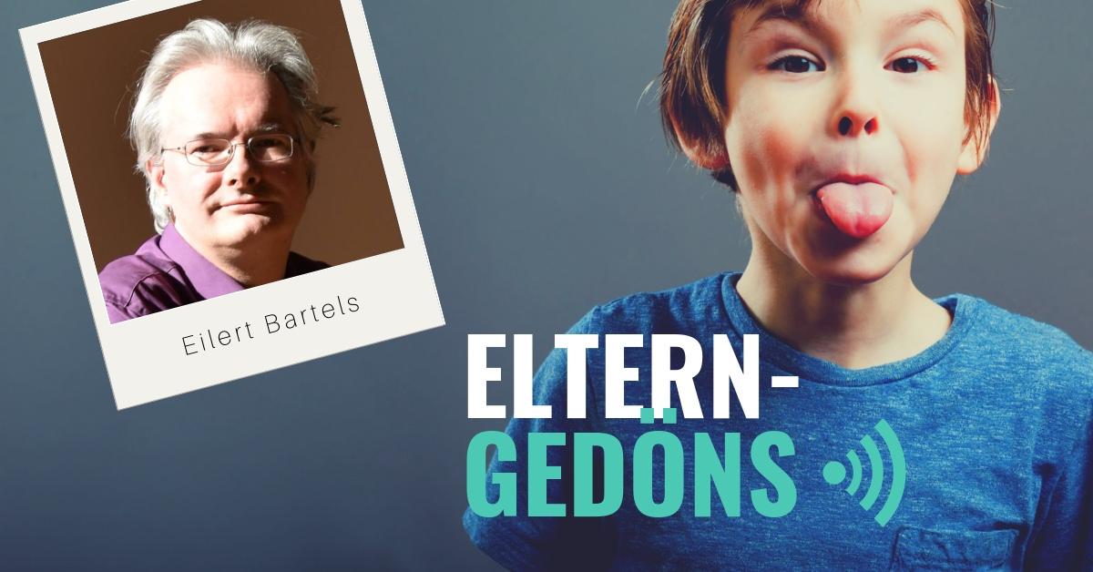 Eilert Bartels im Interview im Eltern-GEdöns-Podcast mit Christopher End