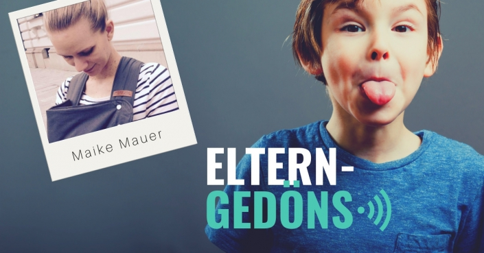 Maike Mauer: Kugelzeit |Eltern-Gedöns-Podcast mit Christopher End