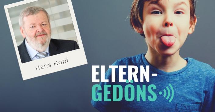 Dr. Hans Hopf: Jungen verstehen im Eltern-Gedöns-Podcast mit Christopher End