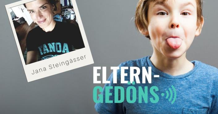 Jana Steingässer: Klimafreundlich leben mit Familie | Eltern-Gedöns-Podcast