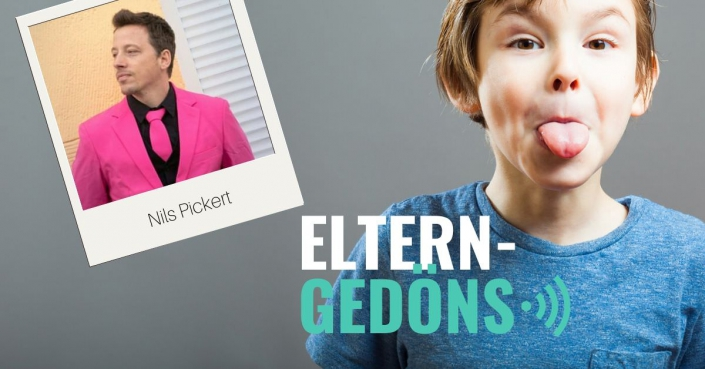 Nils Pickert mit Prinzessinnenjungs im Eltern-Gedöns-Podcast