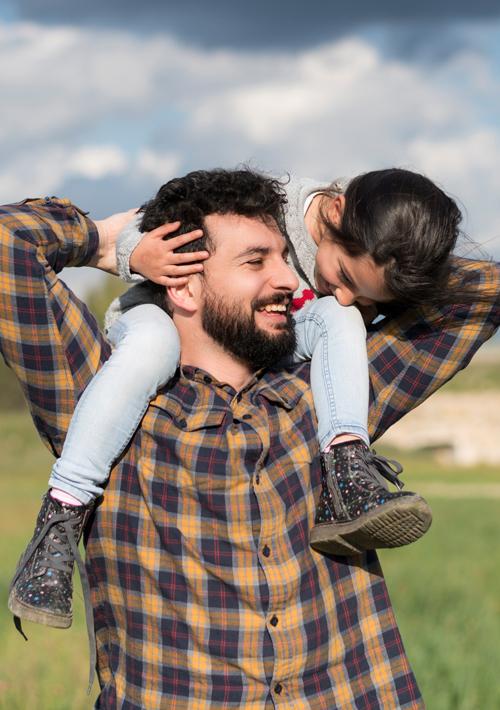 Kinderzentrierte Kommunikation durch Verbinden