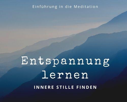Entspannung lernen – innere Stille finden