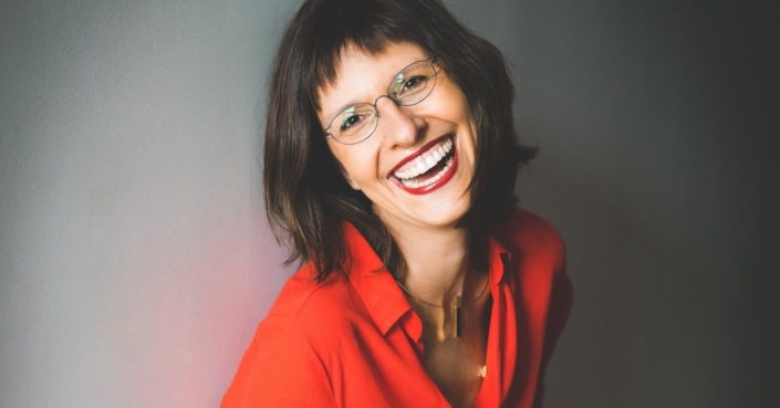 Béa Beste im Eltern-Gedöns-Podcast