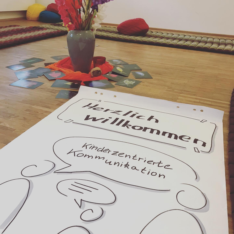 Eindruck vom Seminar Kinderzentrierte Kommunikation Köln